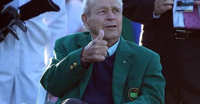 3 bài học kinh doanh từ golfer huyền thoại Arnold Palmer