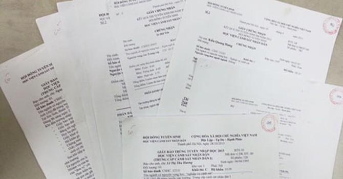 Bình Dương: Nhiều cửa hàng mua trả góp dính bẫy giấy tờ giả