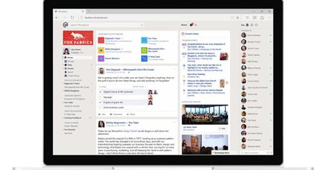 Facebook tung ra mạng xã hội Workplace cho doanh nghiệp