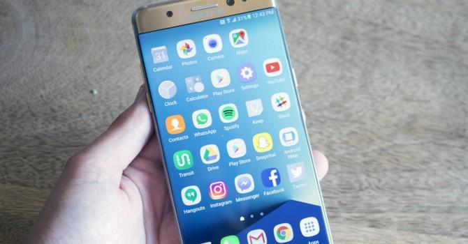 Samsung định làm gì với toàn bộ máy Galaxy Note 7 thu hồi?