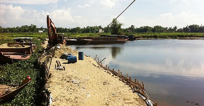 Chẳng lẽ Quảng Nam chặn hết nguồn nước của Đà Nẵng?
