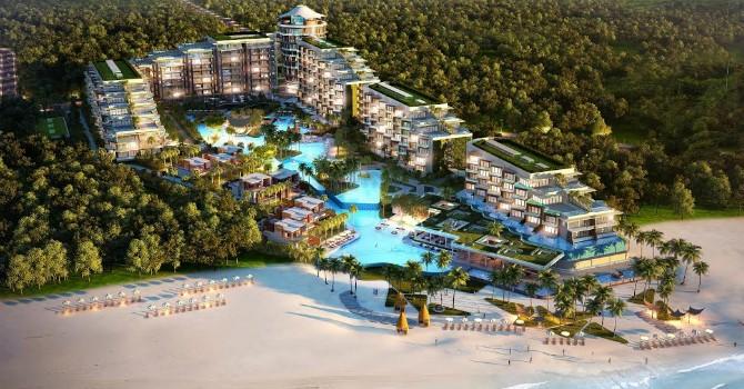 Giới địa ốc quốc tế chú ý tới bất động sản nghỉ dưỡng Sungroup