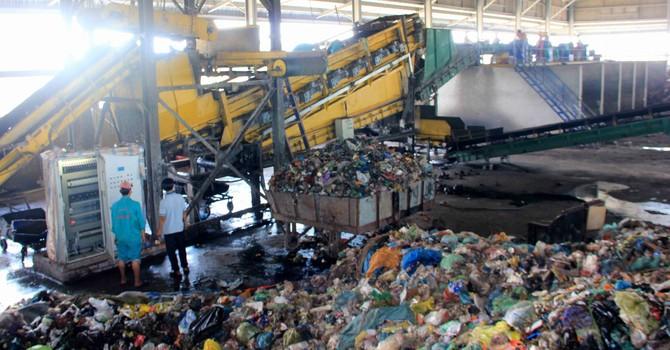 Thanh Hóa xây nhà máy xử lý rác thải gần 650 tỷ đồng