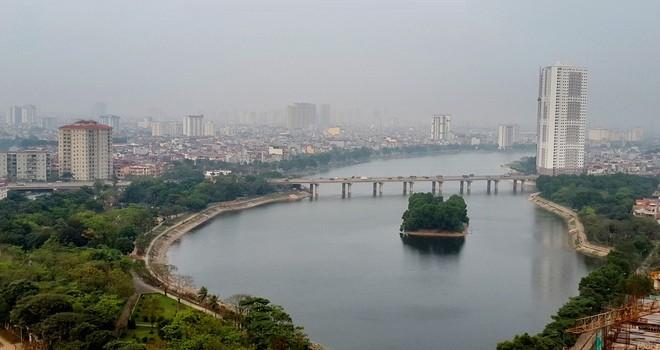 Hà Nội sắp xây cầu vượt hồ Linh Đàm để giải toả ùn tắc giao thông