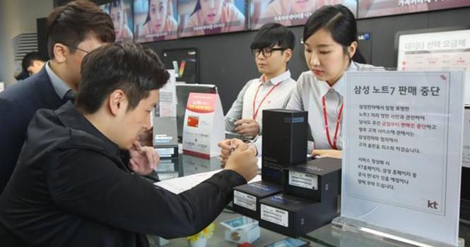 Pin của Galaxy Note 7 được Samsung thử nghiệm trong phòng thí nghiệm cá nhân