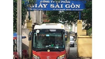 Công ty cổ phần giày Sài Gòn: Xẻ thịt đất vàng cho thuê trái phép