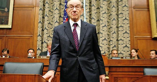 Alan Greenspan - Công và tội