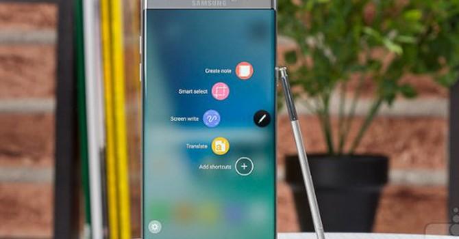 Samsung hoãn phát triển Galaxy S8 vì không biết vì sao Note 7 phát nổ