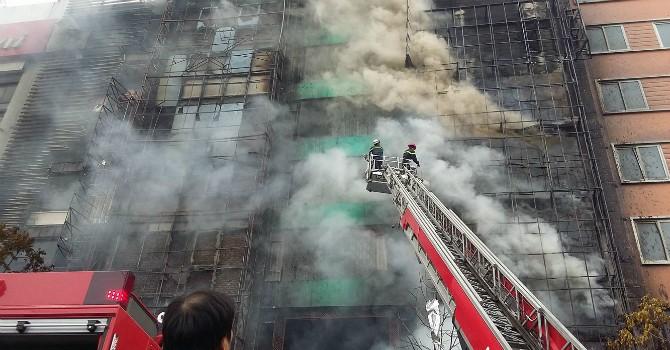 Sau vụ cháy lớn ở phố Trần Thái Tông, Hà Nội siết chặt công tác phòng chống cháy nổ