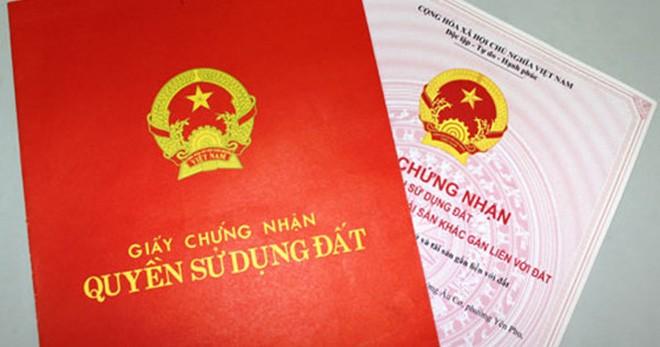 Ủy quyền cho UBND quận, huyện cấp giấy chứng nhận
