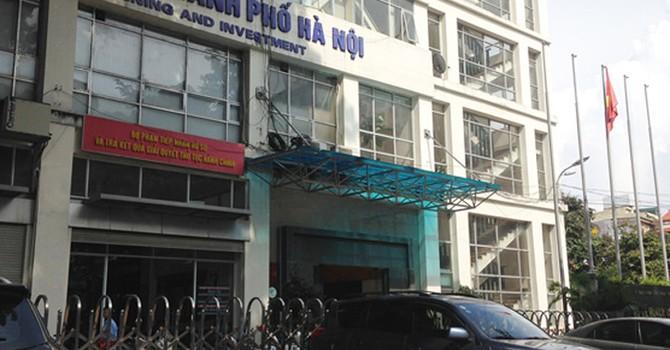 Phá sản quy hoạch mạng lưới bãi đỗ xe Hà Nội?