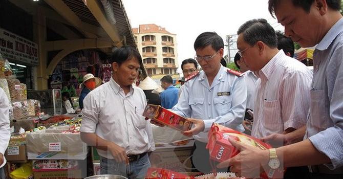 Từ 15/11: Tạm ngưng hoạt động chợ đầu mối Bình Tây