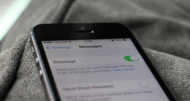 Lỗi iMessage, người dùng Mobifone bị trừ hàng trăm ngàn đồng