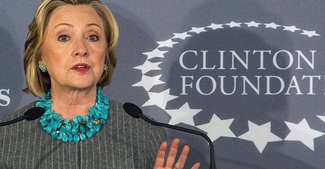 Quỹ Clinton nhận 1 triệu USD từ Qatar mà không khai báo