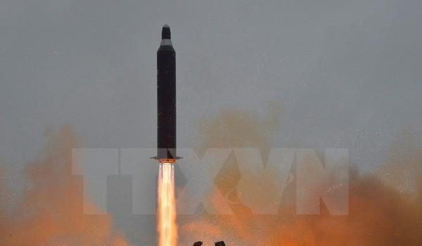 Triều Tiên phóng tên lửa Musudan đúng ngày bầu cử tổng thống Mỹ?