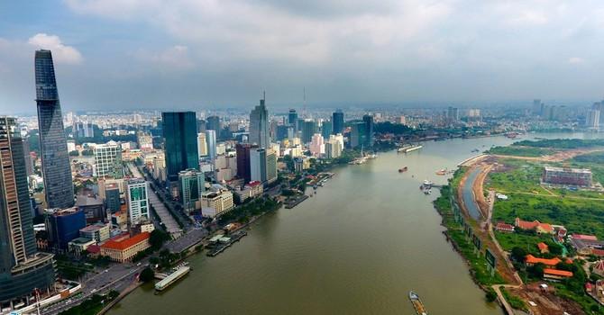 Dự án bất động sản dày đặc bên các sông, rạch Sài Gòn
