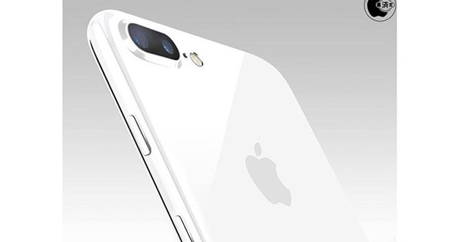 Sau đen bóng, Apple có thể ra mắt iPhone màu trắng bóng