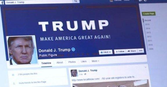 Trump thắng cử, người Mỹ đổ lỗi cho Facebook