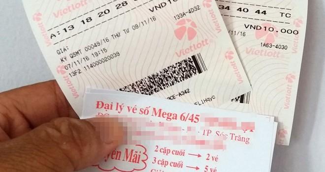 Số tự chọn trên 185 triệu đồng một vé bán rầm rộ ở miền Tây