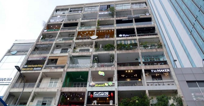 Hà Nội buộc các hộ kinh doanh tại căn hộ chung cư phải đổi trụ sở