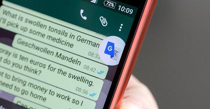 Google Translate được nâng cấp, thông minh hơn