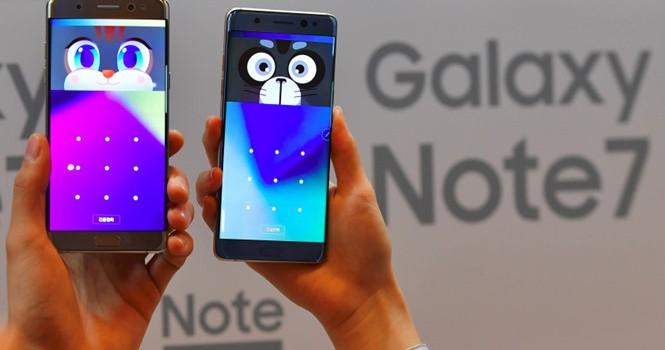 Samsung từng định bán Galaxy Note 7 tân trang tại Việt Nam