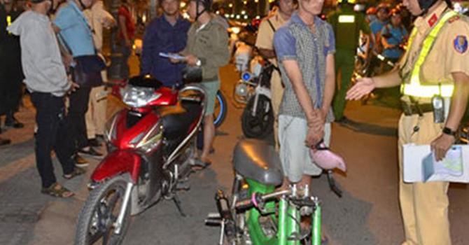 TP HCM: Không xử phạt xe không chính chủ khi kiểm tra trên đường