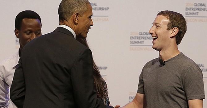"""CEO Facebook chỉ ra 7 việc """"phải làm"""" để loại bỏ tin vịt"""