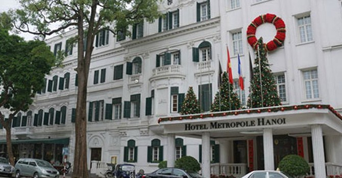 Khách sạn Metropole Hanoi đổi chủ: Giá 200 triệu USD?