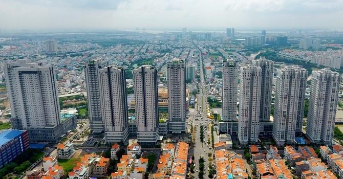 Địa ốc 24h: Sài Gòn dày đặc cao ốc, người dân đổ xô săn đất vùng ven