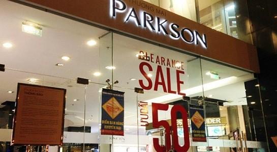 """Hậu Parkson, """"ông lớn"""" bán lẻ đang dần đào thải nhau"""
