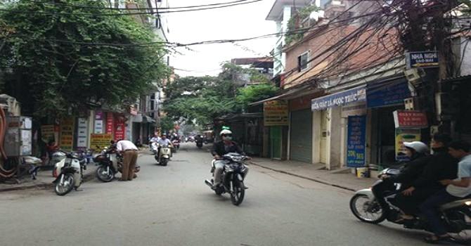 """Hà Nội: Làm rõ vụ thu hồi đất """"kiểu lạ"""" tại dự án mở rộng ngõ 381 Nguyễn Khang"""