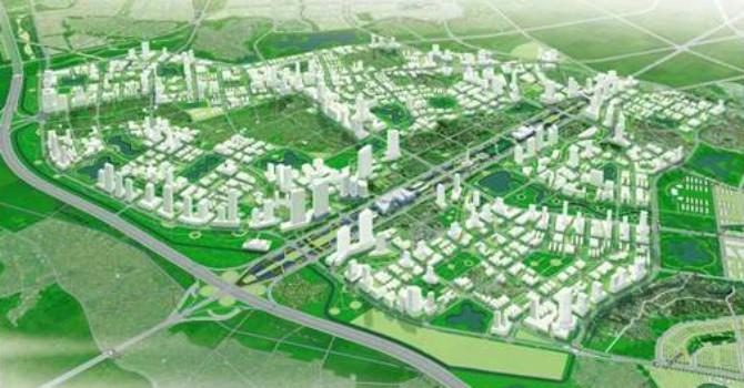 Hà Nội duyệt quy hoạch khu đô thị mới rộng 77ha tại Đan Phượng