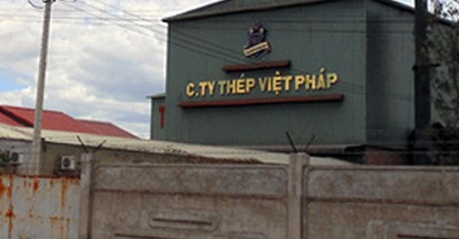Quảng Nam phê duyệt nhà máy thép ở đầu nguồn sông Vu Gia