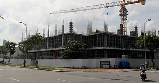 Đà Nẵng: Giám sát chặt chẽ công trình 33 tầng không phép
