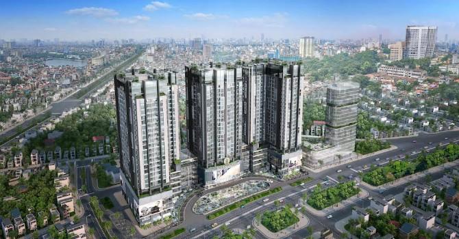 Sun Grand City Ancora Residence: Dự án căn hộ cao cấp gần hồ Gươm chính thức ra mắt