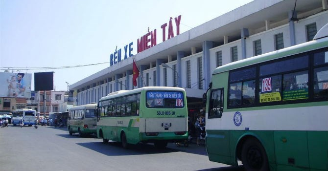 TP.HCM: Di dời bến xe Miền Tây để xây trung tâm thương mại