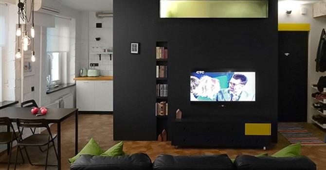 """Hai căn hộ với diện tích chưa đến 40m2 có thiết kế đẹp """"hút hồn"""""""