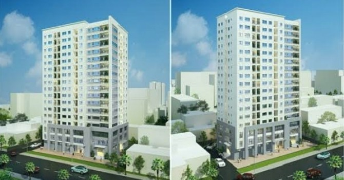 Hải Phát Land, An Quý Hưng hợp tác đầu tư dự án với Hanco3 tại trung tâm Hà Nội