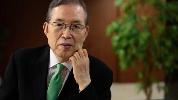 """Tỷ phú doanh nhân Shigenobu Nagamori - người đi """"ngược chiều"""""""