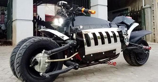 Bắt nhóm đối tượng vận chuyển xe máy giá trị cao từ Việt Nam sang Trung Quốc bán