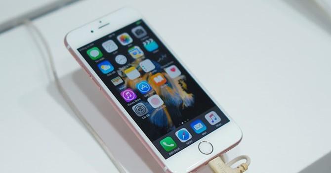 iPhone 6S giảm sập giá còn 6,5 triệu đồng