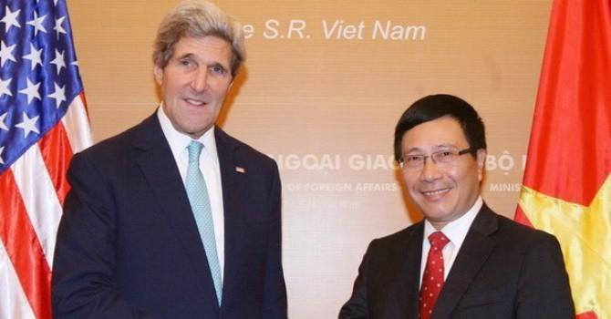 Ngoại trưởng Mỹ John Kerry thăm Việt Nam vào tuần tới