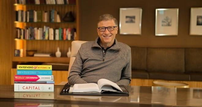 Góc đời bí mật của Bill Gates