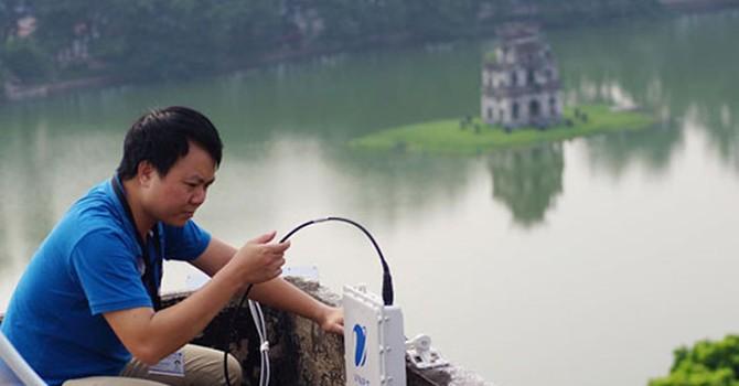 Đề xuất mở rộng dịch vụ Wi-Fi miễn phí ở Hà Nội