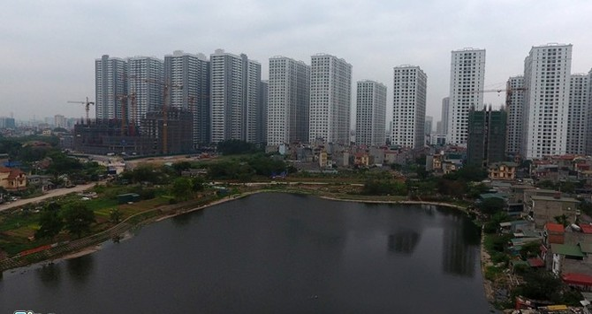 Sau 7 năm, mỗi người Việt Nam có thêm 6m2 nhà ở