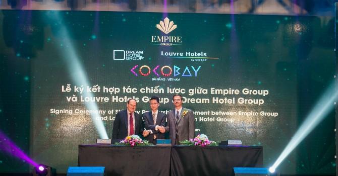 Empire Group ra mắt hệ thống vận hành quản lý khách sạn Empire Hospitality