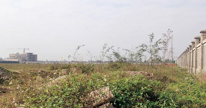 Dự án di dời bến xe hàng trăm tỷ thành bãi đất hoang