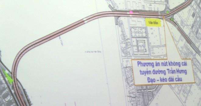 Năm 2017 Đà Nẵng sẽ khởi công dự án hầm vượt sông Hàn