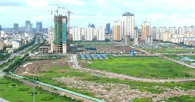 Hà Nội duyệt kế hoạch sử dụng đất năm 2017 thêm 3 quận, huyện